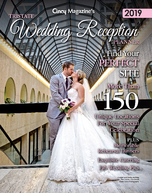 Cincy Magazine's Wedding Reception